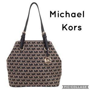 Michael kors jet set Item grab bag large